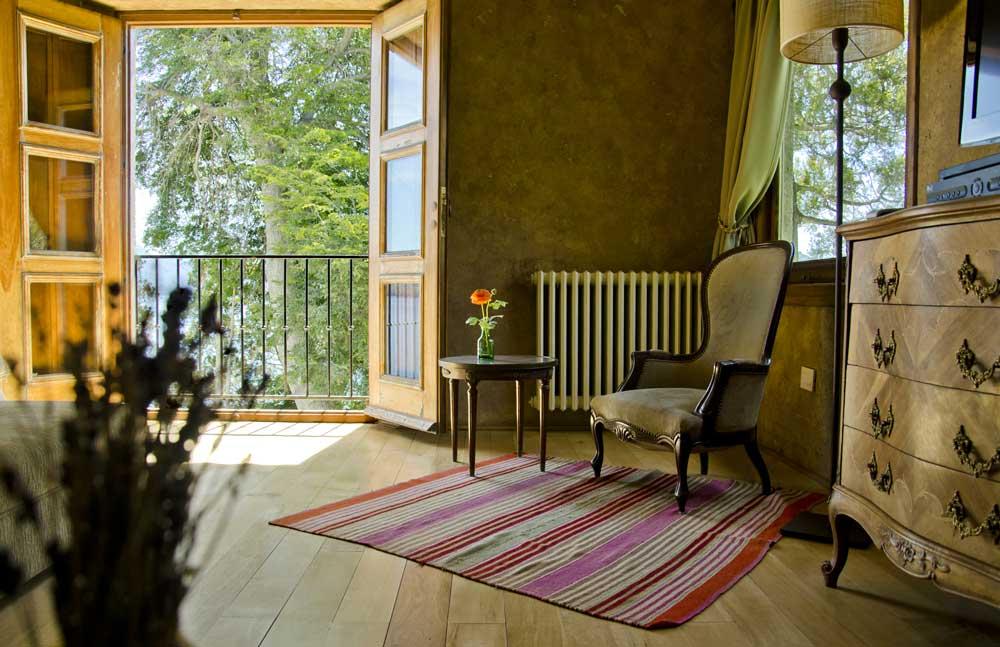 Bachas Para Baño Neuquen:Suite Verde, Suite de Casa de Montaña LUMA Luma hotel de categoría